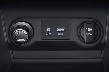 Nội thất Hyundai Accent 1.4 AT Đặc Biệt - Hình 8