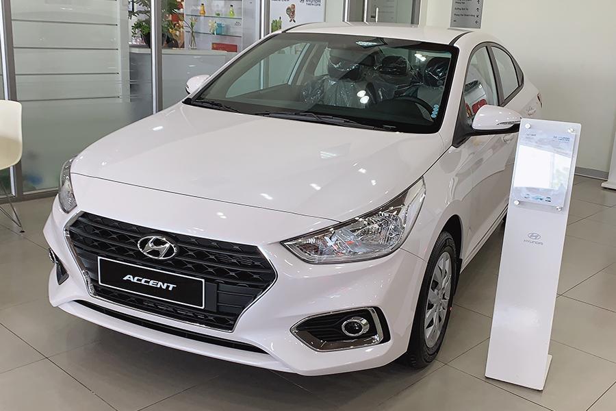 Ngoại thất Hyundai Accent 1.4 AT Đặc Biệt - Hình 3